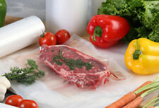 """SAMPLE Piece of Roll 8""""x12"""" Food & Storage Vacuum Sealer Roll!* *12"""" of 8"""" Roll"""