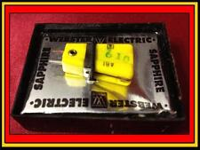 New Webster AB1 Cartridge with Needle/Stylus Astatic 424 Electro-Voice EV 38
