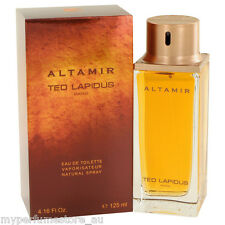 ALTAMIR 125ml EDT SPRAY FOR MEN BY TED LAPIDUS --------------------- NEW PERFUME