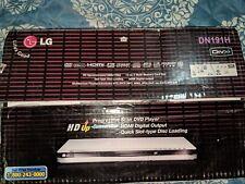 New listing Dvd Player - Lg Dn191H w/ Remote