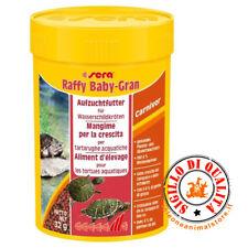 Sera Raffy Baby-Gran mangime per Tartarughe acquatiche giovani 100 ml