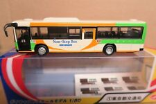 TRANE/FAITHFULL BUS 01  ISUZU ERGA BUS   very rare Japanese model   TOYKO   1:80