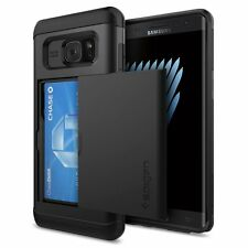 Spigen Galaxy Note FE Case Slim Armor CS Black