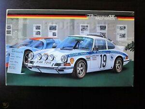 1/24 Fujimi -Porsche 911 Carrera RS '73 Rally Version- Plastic Model Kit