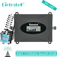 AT&T AWS 1700/2100MHz Cellphone Signal Repeater Amplifier 3G 4G LTE Booster Set