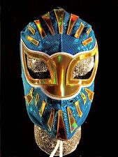 Mistico mexican wrestling luchador mask