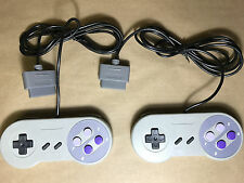 2x Controller for SNES Super Nintendo Brand New & Great Quality Canadian Seller