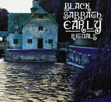 BLACK SABBATH - Early Rituals - Rugmans Youth Club, Dumfries 1969 CD Witch House