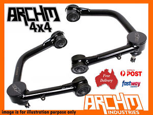 "BLACKHAWK VOLKSWAGEN AMAROK UPPER CONTROL ARMS - 3 DEGREE  - 2"" ++ LIFTS 4X4 UCA"
