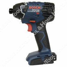 "Bosch 25618B 18V 1/4"" Hex Impact Driver New Bare Tool for BAT609 BAT618 BAT610G"