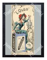 Historic Serpolleine Motor Oil 1900s Advertising Postcard