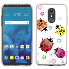 Slim-Fit Tpu Protector Phone Case For Lg Stylo 4 - Ladybug