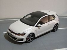 VW Golf GTI VII (7) 1:18 Norev, Bianco Weiss White, no. R32, 5, 6, 8, RS, Tuning