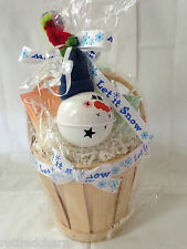 ❤️Mary Kay Product Gift Basket 💝Christmas 🎄Satin Hands✋Feet Mint Bliss Ho Ho❤️