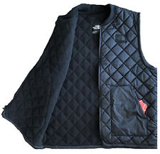 The North Face Novelty Insulated Men's Black Quilted Vest Jacket Imported  2XL
