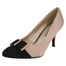 Anne Michelle Zapatos Mujer Clásicos PLATA ,color carne,azul marino,Rosa L2220