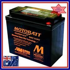 MOTOBATT MBTX20UHD HARLEY DAVIDSON SOFTAIL DYNA SPORSTER BATTERY FXST FX FXD XLH