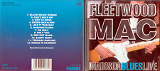Fleetwood Mac - CD - Madison Blues Live - CD von 1994 - Neuwertig !