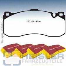 EBC Yellowstuff Sport-Bremsbeläge hinten,Hinterachse für BMW für BMW //DP41996R