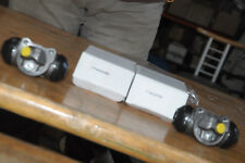 jeu 2 cylindres de roue  avant  28.57 mm panhard,simca p60 57-63  17430080/90