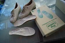 FINN COMFORT Antibes Damen Schuhe Schnürschuh 2 paar Einlagen Gr.8,5 D/ 42,5 NEU