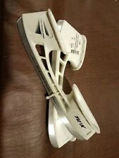 Bauer Tuuk Lightspeed Pro With Super Stainless Blades Sz 10