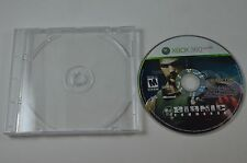 Bionic Commando - Microsoft Xbox 360 . Good Game Disc + Clear Case