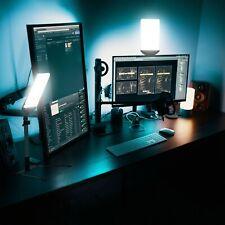 Kit de transmisor en vivo de juegos Mobi LED Iluminación de la configuración de vídeo continuo