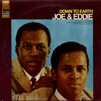 Joe & Eddie - Down To Earth (Vinyl LP - 1970 - US - Original)