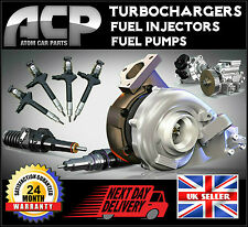 Garrett Turbocharger no. 758352 for BMW 325 d, 330 d, 330 xd. 197 / 231 BHP.