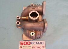 FIAT 500 F/L/R 126 COPERCHIO PUNTERIE MOTORE ABARTH + SUPPORTO CARBURATORE 40 45