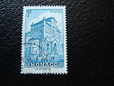 Monaco - Stamp Yvert and Tellier N°181 Obl (A26) Stamp (E)