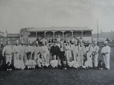 TAUNTON - CRICKET IN YE OLDEN TIME 1910 Print from Cricket of Today & Yesterday