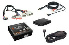 Bluetooth streaming music kit +3.5mm MP3 aux audio input. 2006+ Ford radio