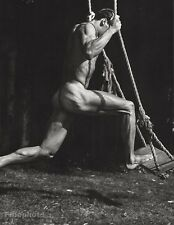 1987 Vintage MALE NUDE Muscle Butt Body Physique Arango Photo Art ~  BRUCE WEBER