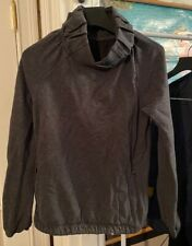 Lululemon After All Cowl Neck Sweatshirt 6 free shipping