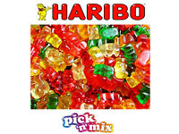 HARIBO GOLDBEARS WHOLESALE SWEETS WEDDING FAVOURS PARTY BAG FILLERS PICK N MIX
