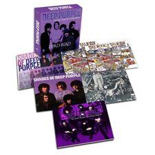 DEEP PURPLE - HARD ROAD:THE MARK 1 STUDIO RECORDINGS 1968-1969 5 CD NEW+