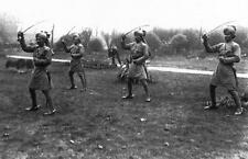 Postcard Nostalgia 1914 The Bengal Lancers Hyde Park London Reproduction Card