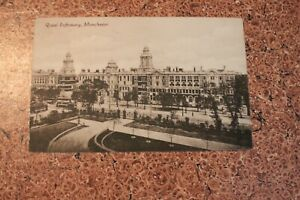 Royal Infirmary, Manchester - Posted 1916