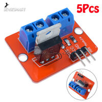 5x MOSFET Button IRF520 MOSFET Driver Board Module For Raspberry pi Arduino ARM