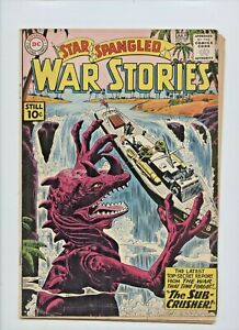Star Spangled War Stories No. 97 - last time free domestic shipping offered