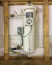 Description: Kadon Coalescing Filter/Separator - 12 GPM Fuel Oil - NEW