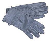 1 Paar Bundeswehr Handschuhe Leder  schwarz grau versch.Größen und Varianten
