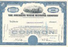 The American Sugar Refining Company 13.1.1961, Merrill Lynch