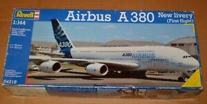 REVELL MODEL KIT  AIRBUS A 380 KIT