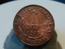 PL8(27) - 1 CENTIME - DUPUIS - 1913 - RARE & QUALITE SUP !