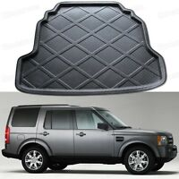 Rear Cargo Boot Trunk Mat Tray Pad Protector for Land Rover Discovery 3 05-09