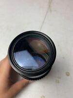 Vintage Focal MC Auto Zoom 1:4.5 f=80-200mm Macro PENTAX PK Mount Camera Lens