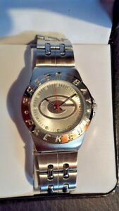 GREEN BAY PACKERS Mens Watch Gametime Stainless Steel Back Quartz Analog New